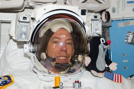 Kisvakond az űrben