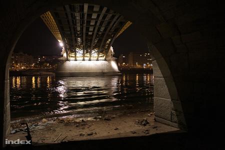 Rendkívül alacsony a Duna vízállása is