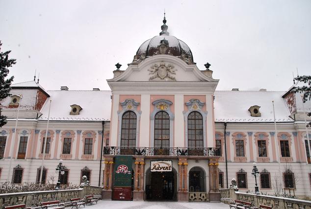 A kastély