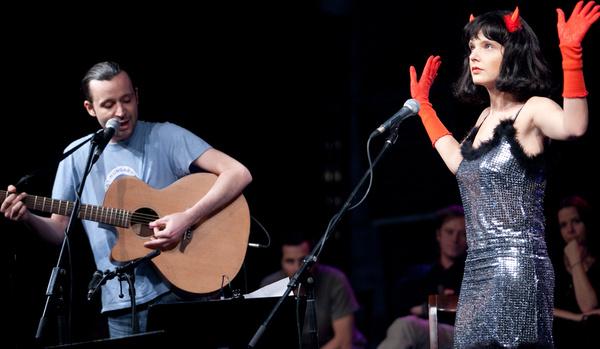 Rájátszás: zenészek a költők ellen, döntetlennel
