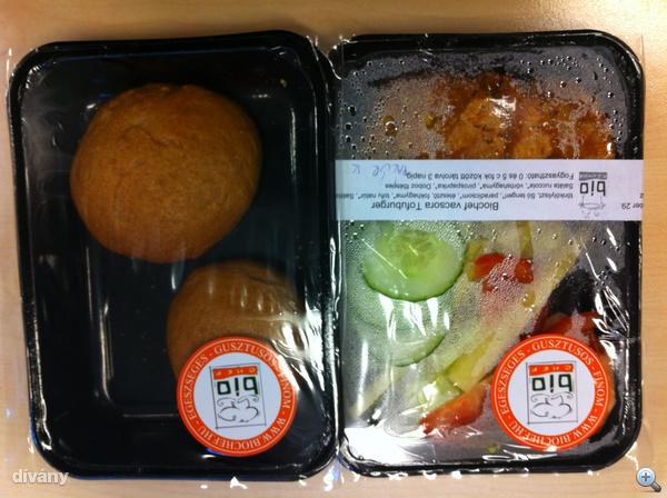 BioChef: Így érkezett az 1290 forintos tofuburger