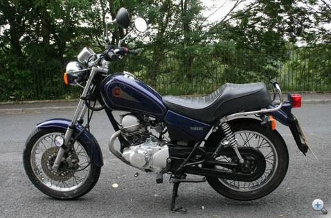 A Yamaha SR az egyik legolcsóbb típus a kis chopperek közt. Sok használt példány a Posta flottájából származik, ezeket kerüljük