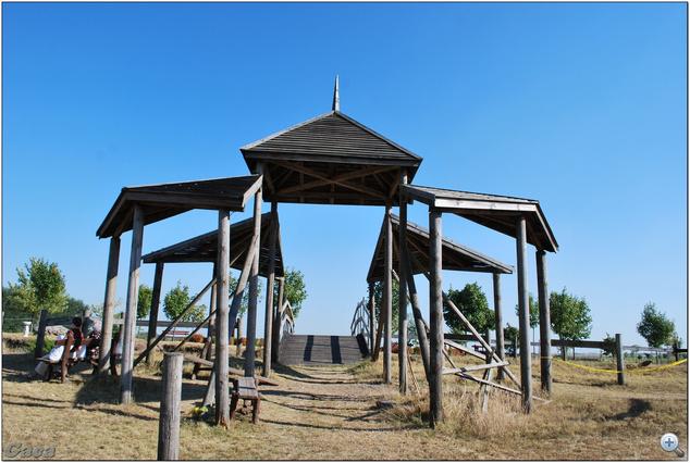 Tápiószentmárton, Attila-domb