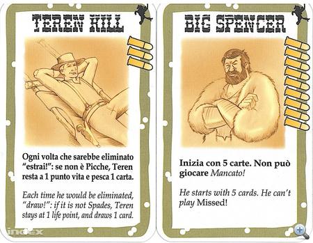 Majdnem Terence Hill és Bud Spencer (Bang! - Wild West Show)