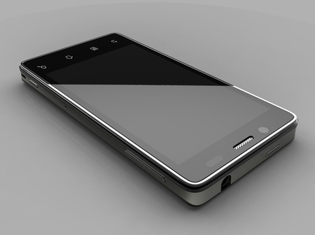 intel phone