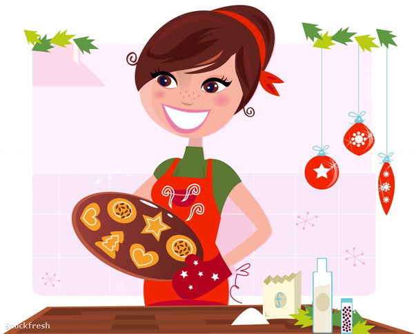 stockfresh 466180 secret-recipe-woman-preparing-christmas-cookie