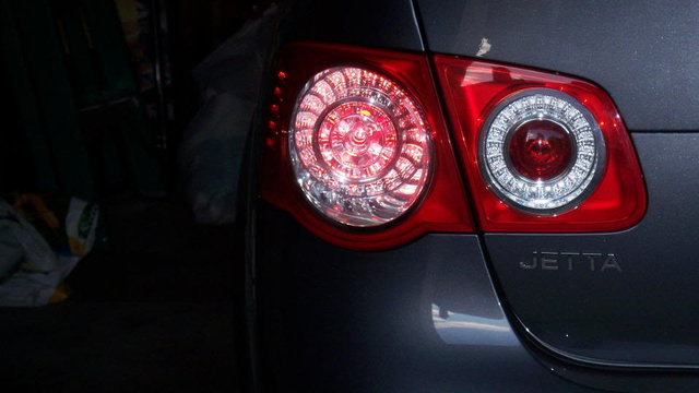 LED TAIL X