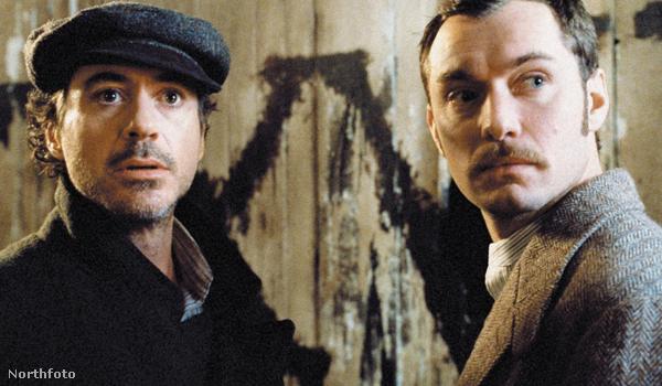 Sherlock Holmes és hű társa, Watson
