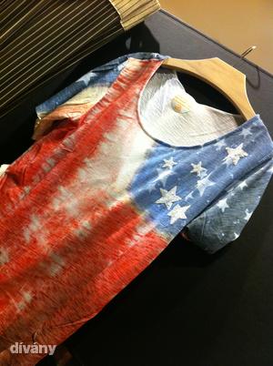 Mango: Úgy tűnik minél olcsóbb valami, annál kevesebbet engednek az eredeti árból. Ez a póló 4995 forint helyett most 3995 forint.