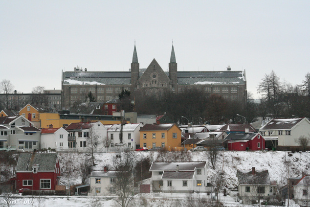Trondheim, Norvégia