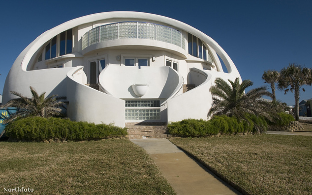 Futurisztikus ház, Pensacola, Florida