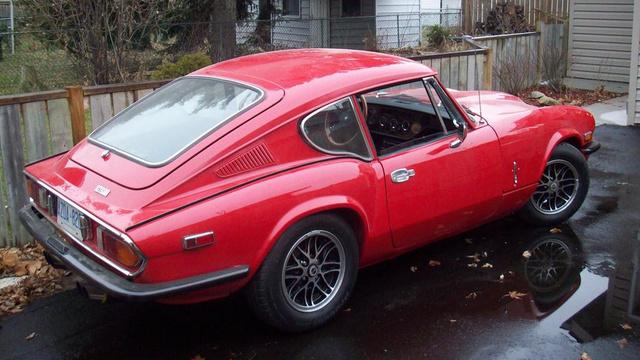 A GT6 a legelvakultabb sporkocsi-fannek is tetszik