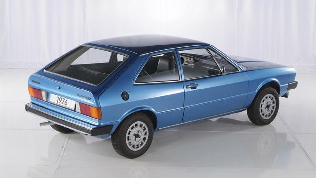 Volkswagen Scirocco I: sokáig nem tűnt öreg autónak, csak egy báli ruhás Golfnak, de most, hogy egyre többen nosztalgiát éreznek iránta, már szinte nincs is belőle