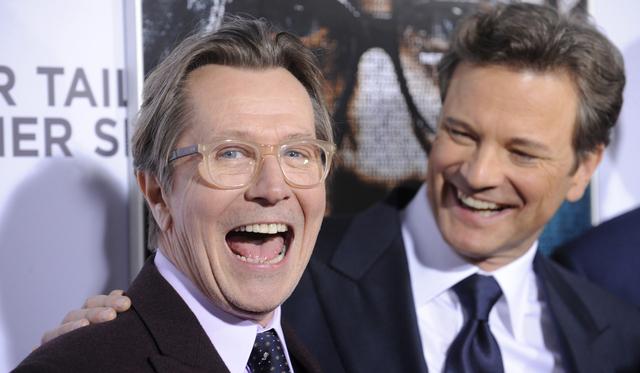Mucsi Zoltán és Colin Firth az Oscar-esélyes Suszter, szabó, baka, kémben