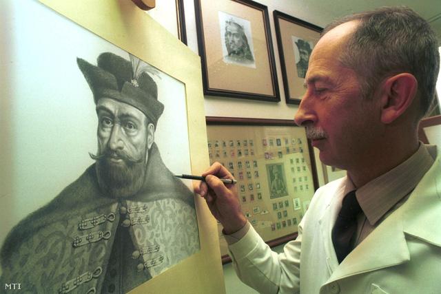 Vagyóczky Károly grafikusművész