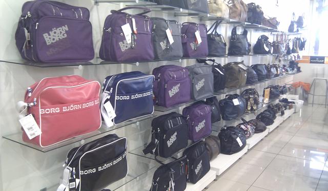 Ezek a táskák a Bags&more üzletében kaphatóak Biatorbágyon az outletben.