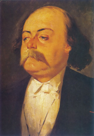 Eugéne Giraud: Gustave Flaubert
