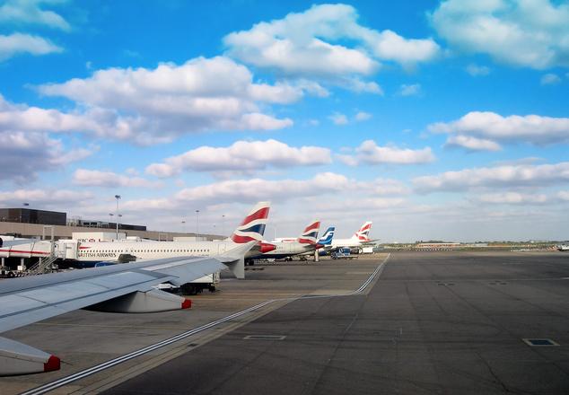 Heathrow, London