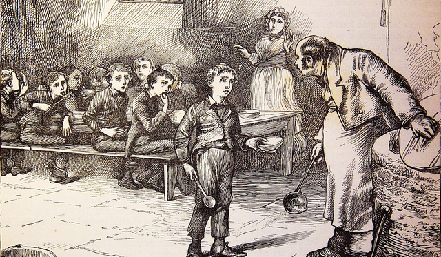 The life and adventures of Nicholas Nickleby; The adventures of Oliver Twist / by Charles Dickens - London : Chapman and Hall, [1875?]