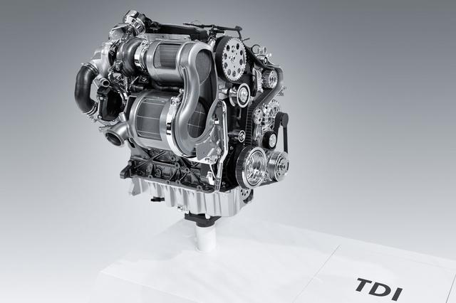 Az új EURO6-os dízelmotor
