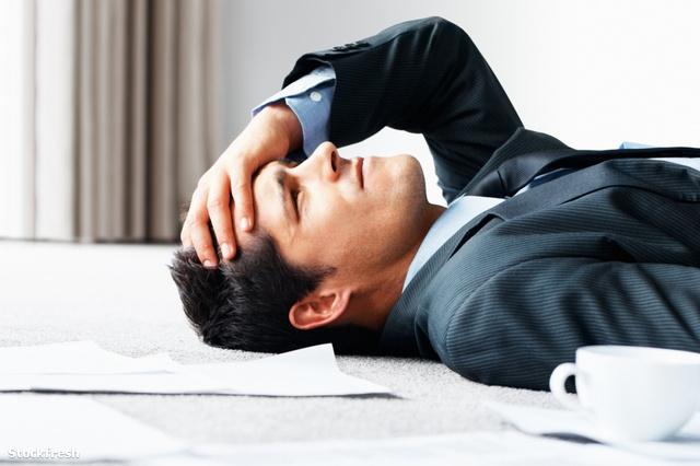 stockfresh 1191617 exhausted-businessman sizeM