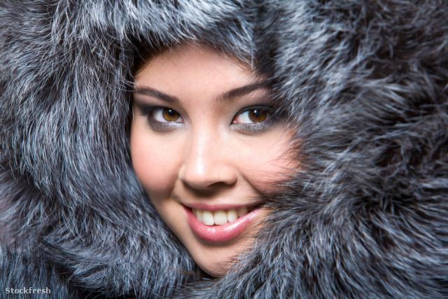 stockfresh 273520 face-in-furs sizeM