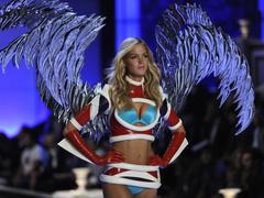 Szexi naptárban pózolnak a Victoria's Secret angyalai
