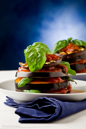 stockfresh 1219579 aubergines-with-tomato-sauce---parmigiana siz