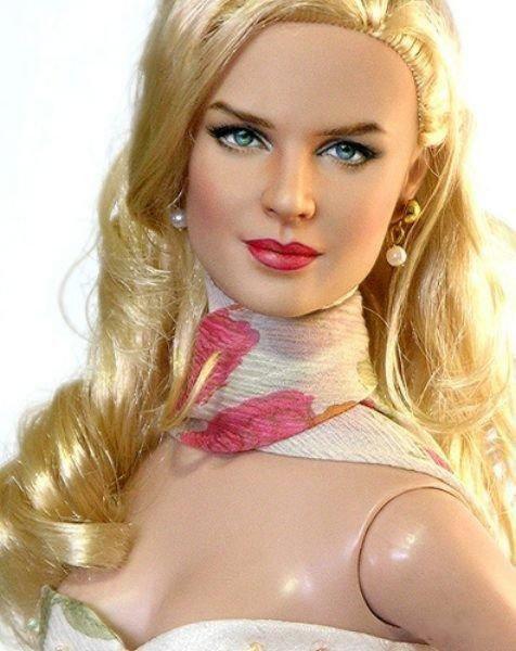 Kézzel készült Nicole Kidman