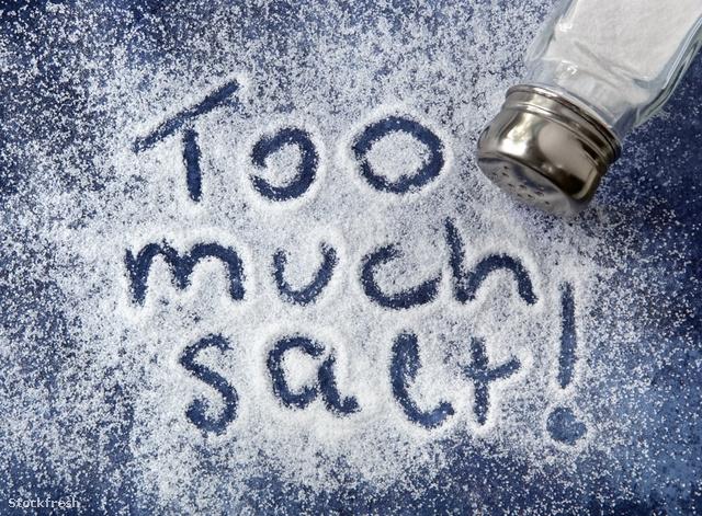 stockfresh 260836 too-much-salt sizeM