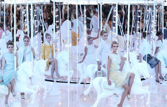 Louis Vuitton bemutató