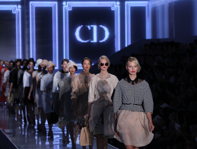 Dior 2012, spring summer
