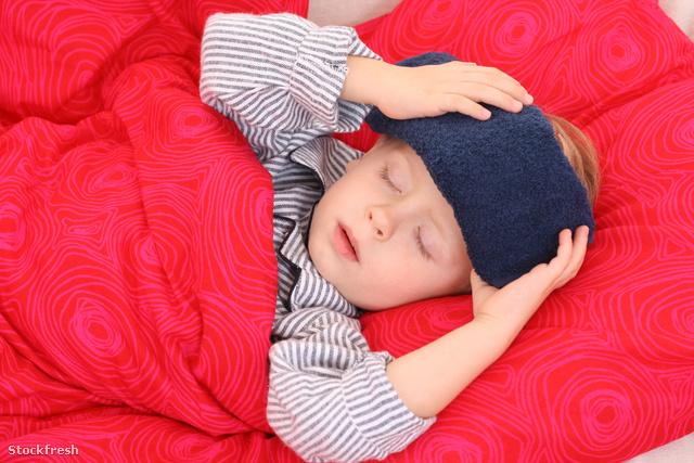 stockfresh 796184 sick-kid sizeM