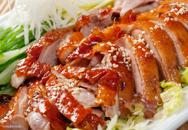 stockfresh 1260018 roasted-duck-chinese-style sizeS