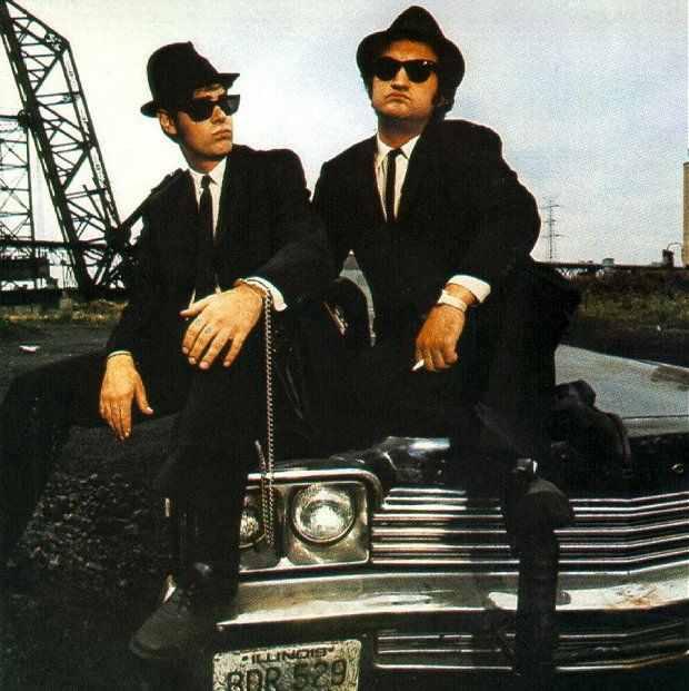 Elwood Blues és Joliet Jake Blues