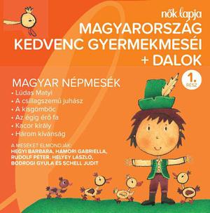 magyarország kedvenc gyermekmeséi
