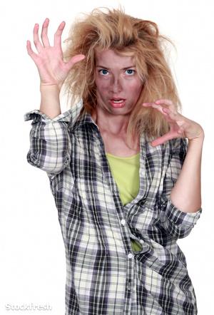 stockfresh 1497360 zombie-girl sizeM