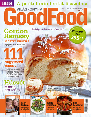 GoodFood Cover 1
