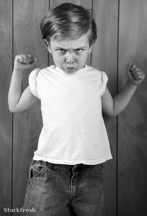 stockfresh 355280 angry-boy sizeM