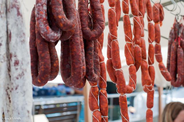 stockfresh 985218 wurst-and-sausage sizeM