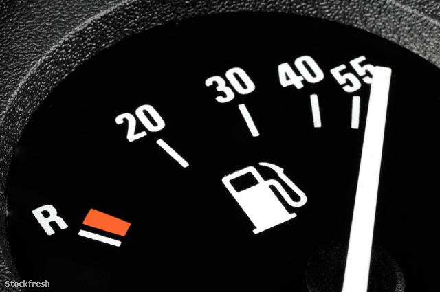 stockfresh 594791 fuel-indicator-of-a-car sizeM