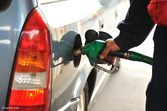 stockfresh 847382 man-refilling-the-car-with-fuel-on-a-filling-s