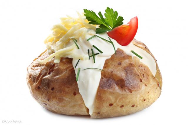 stockfresh 260735 baked-potato sizeM