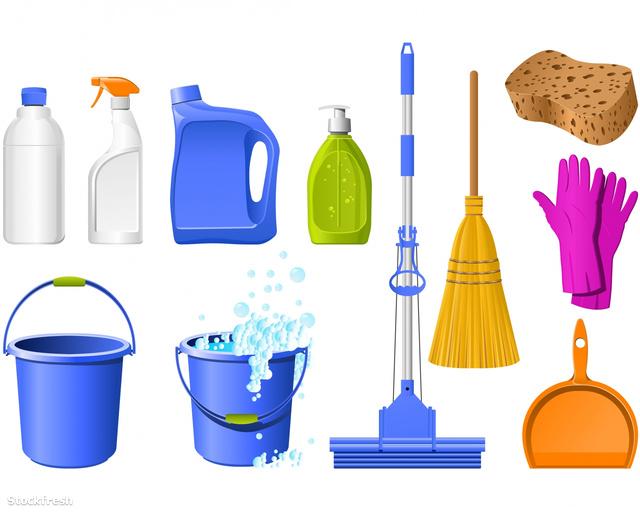 Vannak, akiket az új takarítószerek motiválnak