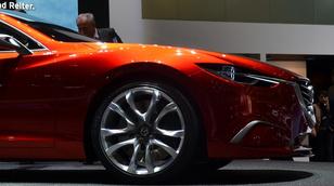 Alakul az új Mazda6