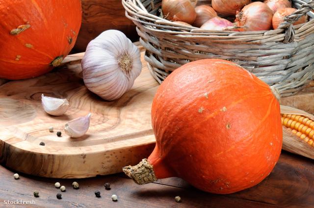 A hagyma és a fokhagyma erős antibakteriális hatású