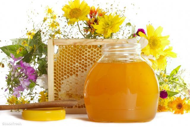 stockfresh 494154 honey sizeM