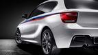 Fehéren izzó ferdehátú a BMW-től