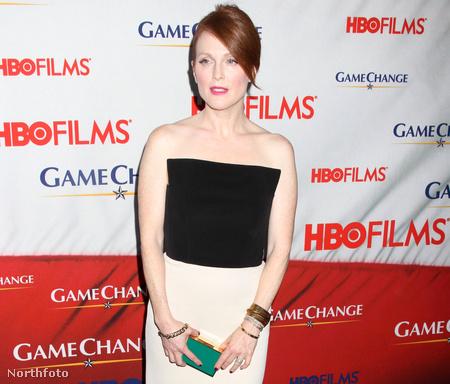 Julianne Moore filmpremieren New Yorkban