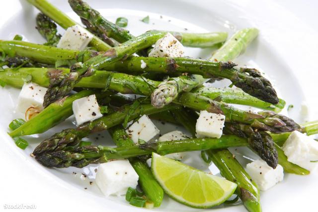 stockfresh 259553 asparagus-salad sizeM